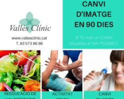 CANVI D'IMATGE EN 90 DIES post