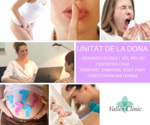 UNITAT DE LA DONA PROMOCIÓ VALLÈS CLÍNIC